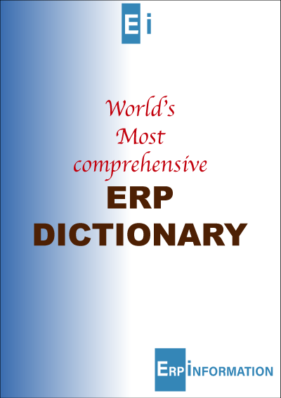erp dictionary