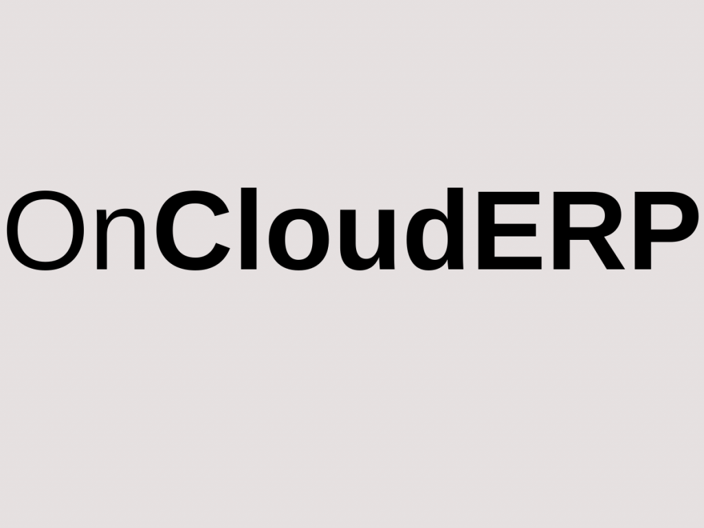 OnCloudERP